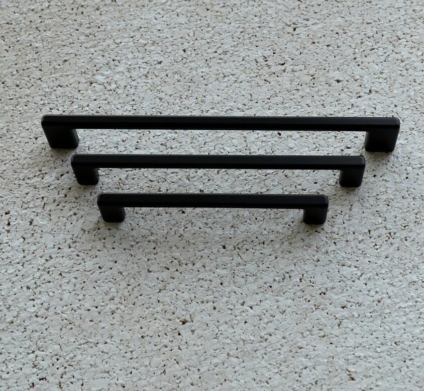 Moderne schwarze Kabinett. Schwarzen Kabinett-Hardware.   Etsy