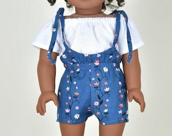 Romper 18 inch doll clothes EliteDollWorld EDW