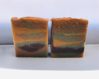 Exotic Clay Cold Process Soap