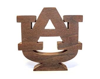 Auburn Tigers Display