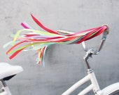 Streamers for your Bike, Trike, or Scooter Handlebars - Set of 2 - Yoyo Circus