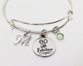 60th Birthday Party Gifts For Women 60 And Fabulous Over The Hill Her