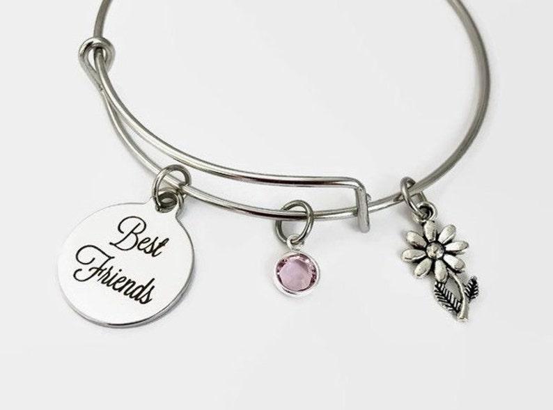 Best Friend Bracelet Jewelry Birthday Gifts For