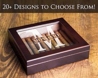 e6871baae60ae Etched cigar box