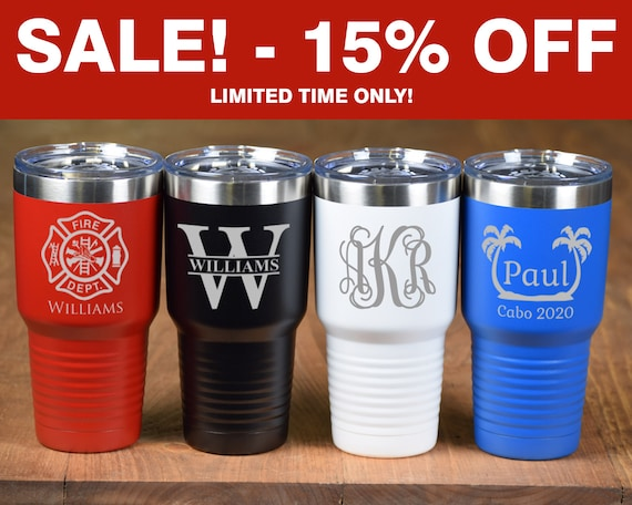 Personalized Tumbler Stainless Steel Gifts For Groomsmen Gifts For Bridesmaids Tumbler Cups Engraved Insulated Double Wall Water Bottle