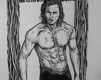 Tarzan (Skarsgard)