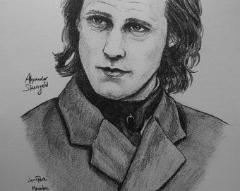 Victorian era Skarsgard