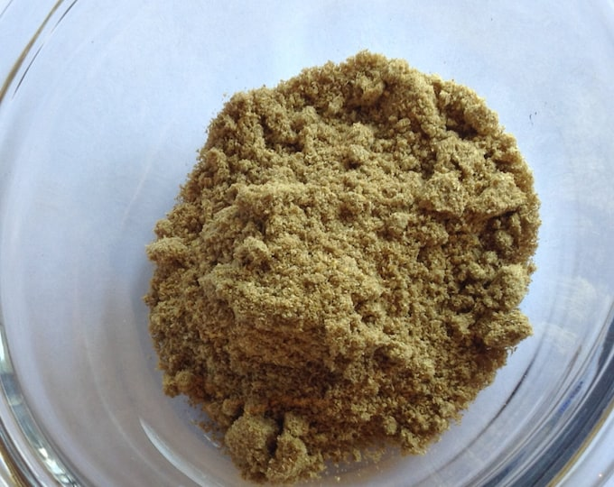 6-10 oz Organic Coriander Seed Powder No Soy no gluten no sulfites no additives