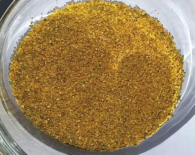1/2 - 4 oz Season salt dried spices Organic. No gluten, NO MSG,  No soy, no sulfites