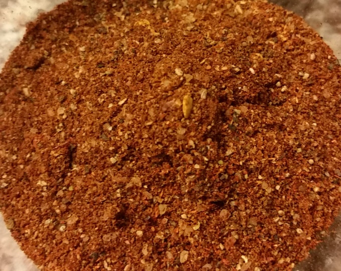 Organic spicy Taco Seasoning.  no fillers, no addatives no preservatives