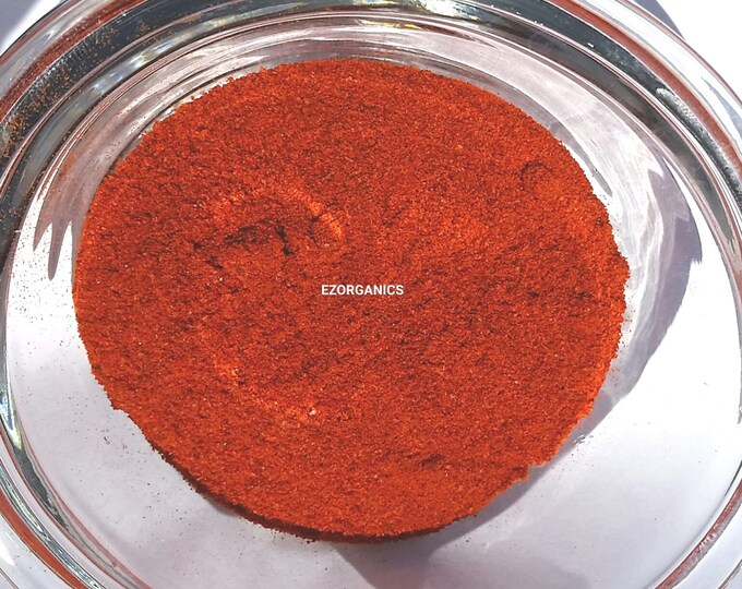 1/2-4 oz Organic Ground Sweet Spanish Paprika NO sulfites NO MSG