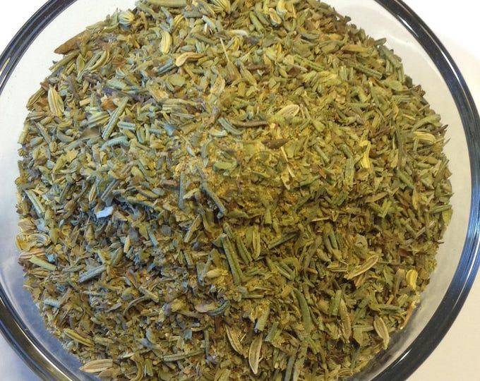 Organic Mediteranean Spice Blend  Salt Free No additives, No preservatives