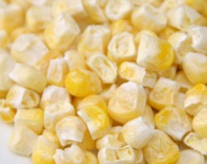 Organic freeze dried sweet corn no additives or preservatives 1-4 oz