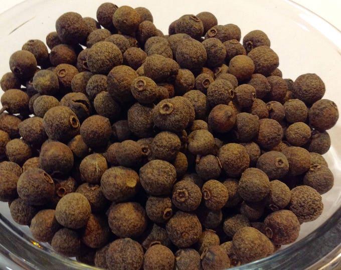 1 lb Organic Whole Allspice Berries  no soy no sulfites Pimenta dioica