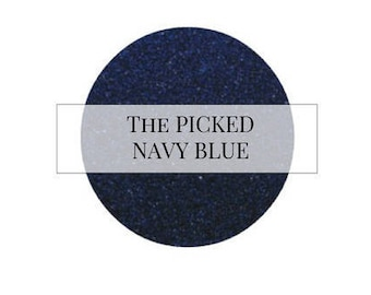 Navy Blue Sand-Wedding Sand Ceremony-100% Natural and Environmental Friendly