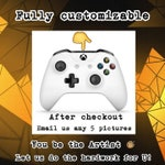Fully Custom [ New Wireless Xboxone Design your Own Controller] [Made to Order]