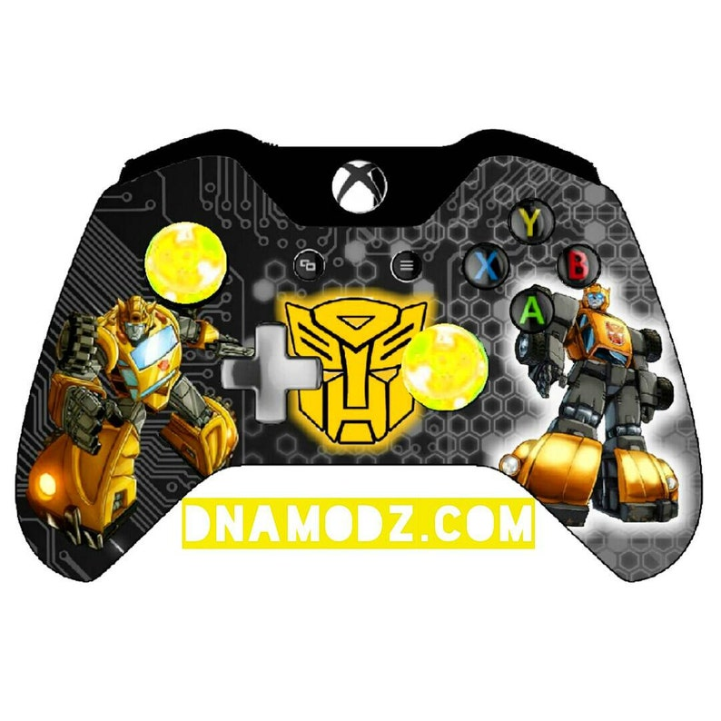 Custom Bumble Bee G1 Transformers themed New Wireless image 0