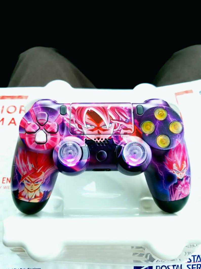 Custom DBZ/Goku Black and rose DBZ charactersNew Wireless image 0