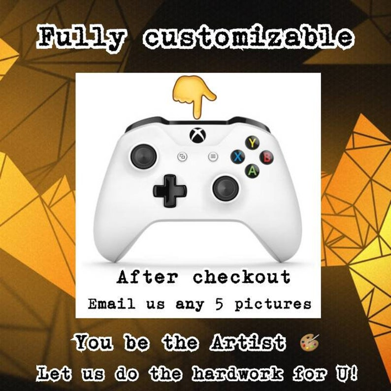 Fully Custom  New Wireless Xboxone Design your Own image 0