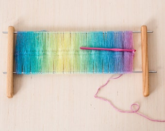 Ready-to-Ship Artisan Collection Hairpin Lace Loom  FREE SHIPPING!