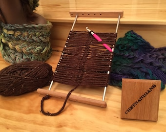 Hairpin Lace Super Loom -- FA Edition