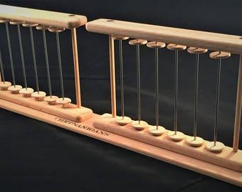 Dual Bobbin Holder / Rack Solution