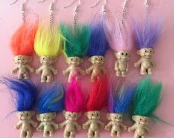 Trolls Earring (sold one each)