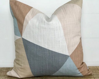 Sandstone Prism Cushion Cover