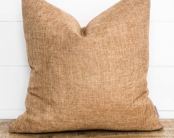 SALE - Cushion Cover - Vintage Burlap