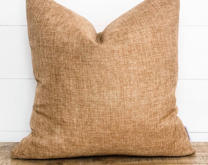 Cushion Cover - Vintage Burlap