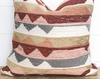 Cushion Cover - Southwest Chenille