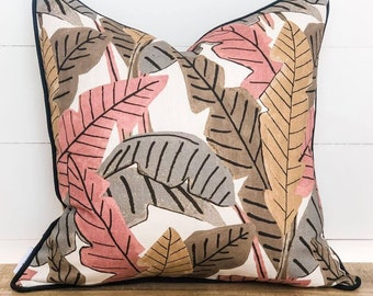Cushion Cover - Fall Leaves