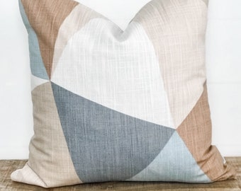 SALE - Cushion Cover - Sandstone Prism