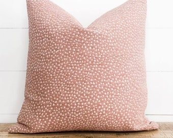 Cushion Cover - Blushing Fawn