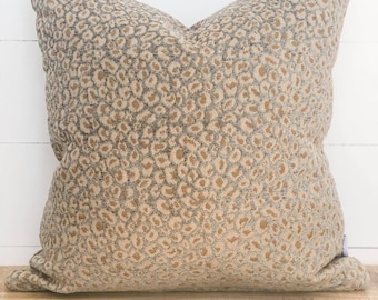 Cushion Cover - Crystal Leopard