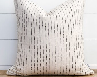 Cushion Cover - Running Stitch