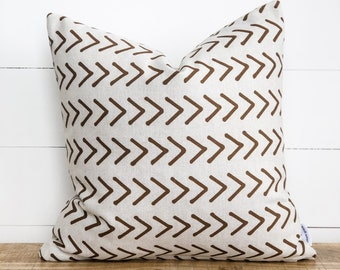 Cushion Cover - Boho Flax