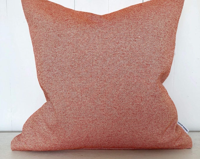 SALE - Canvas Melon Indoor/Outdoor Cushion Cover