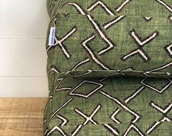 Floor Cushion Cover - Fern
