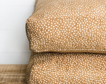 Floor Cushion Cover - Fawn