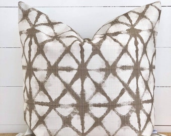 Shibori Indoor/Outdoor Cushion Cover