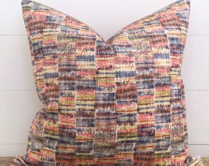 Cushion Cover - Periwinkle Velvet