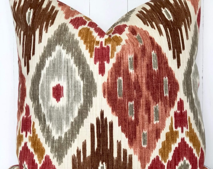 Kilim print Cushion Cover