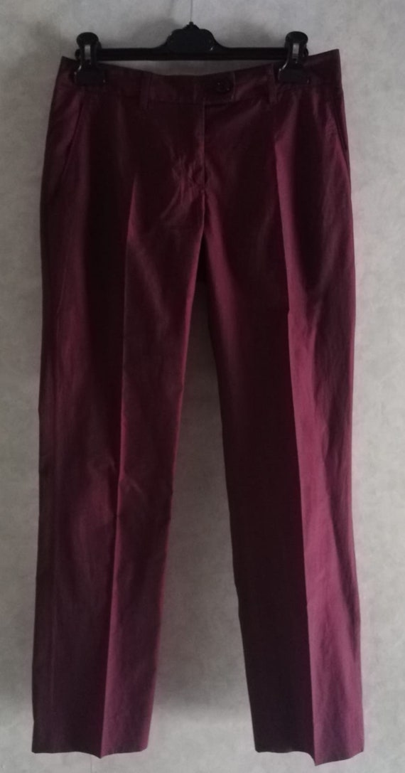 Moschino Trousers 1990s