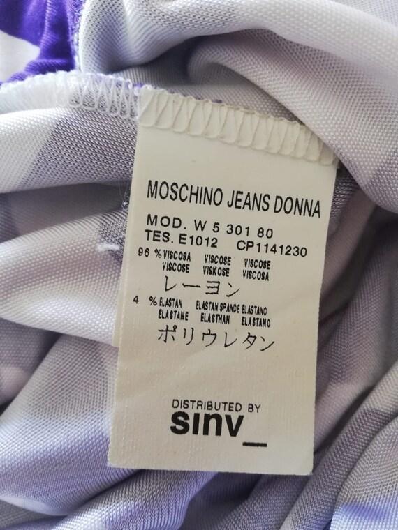 Moschino dress 1990s - image 8