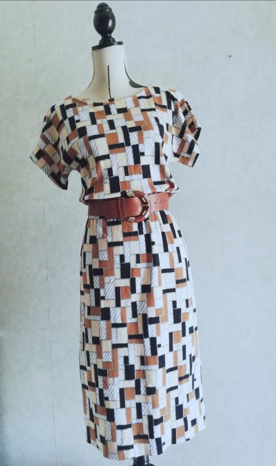 Guy Laroche dress 1970s