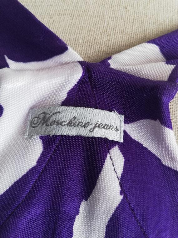 Moschino dress 1990s - image 6
