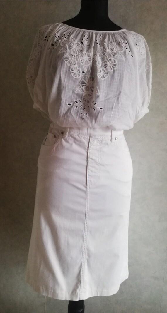 Roberta di Camerino skirt 1980s