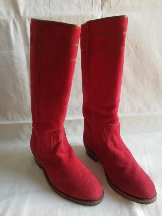 Camperos Boots 1980s