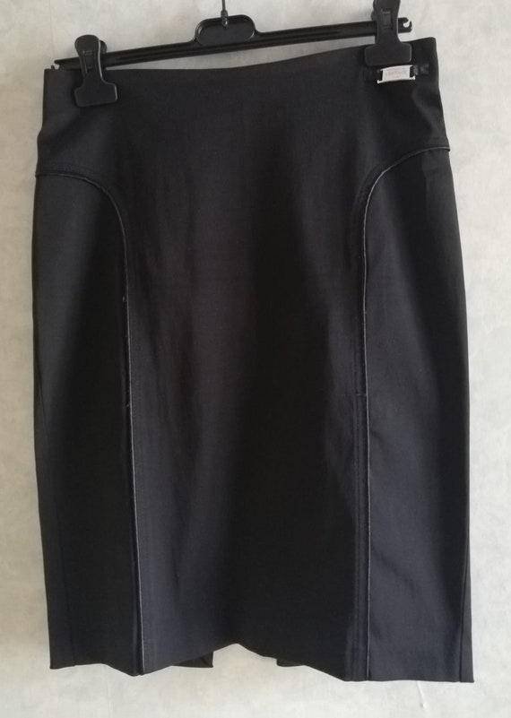 1990s Versace skirt